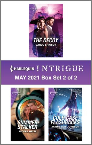 Harlequin Intrigue May 2021 - Box Set 2 of 2
