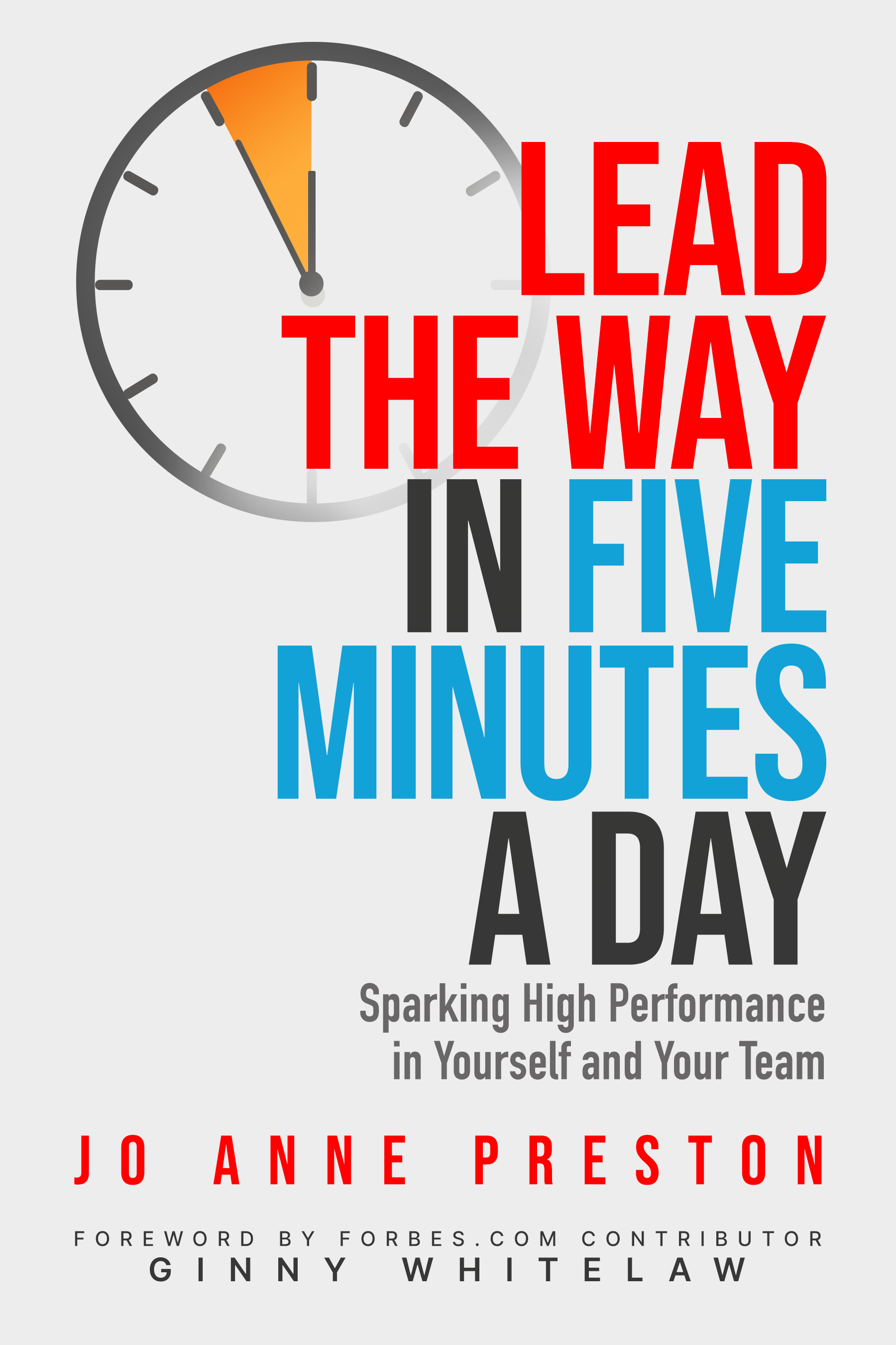 Lead the Way in Five Minutes a Day