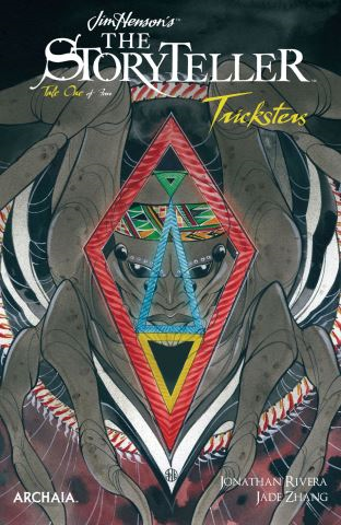Jim Henson's The Storyteller: Tricksters #1