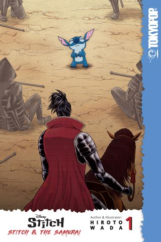 Disney Manga: Stitch and the Samurai, volume 1