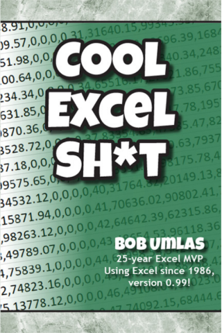 Cool Excel Sh*t