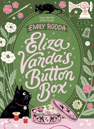 Eliza Vanda's Button Box
