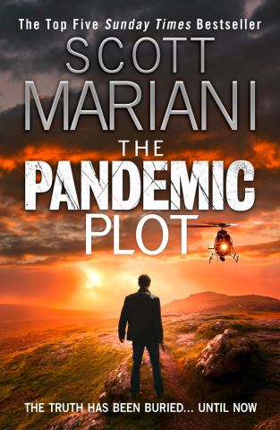 The Pandemic Plot (Ben Hope, Book 23)
