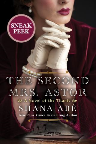 The Second Mrs. Astor: Sneak Peek