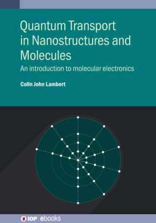 Quantum Transport in Nanostructures and Molecules