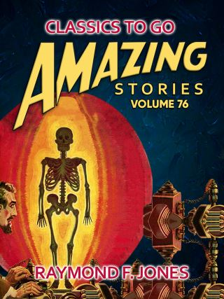 Amazing Stories Volume 76