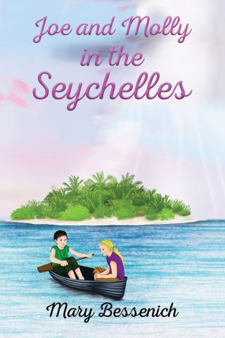 Joe and Molly in the Seychelles