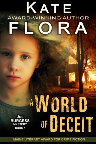 A World of Deceit (A Joe Burgess Mystery, Book 7)