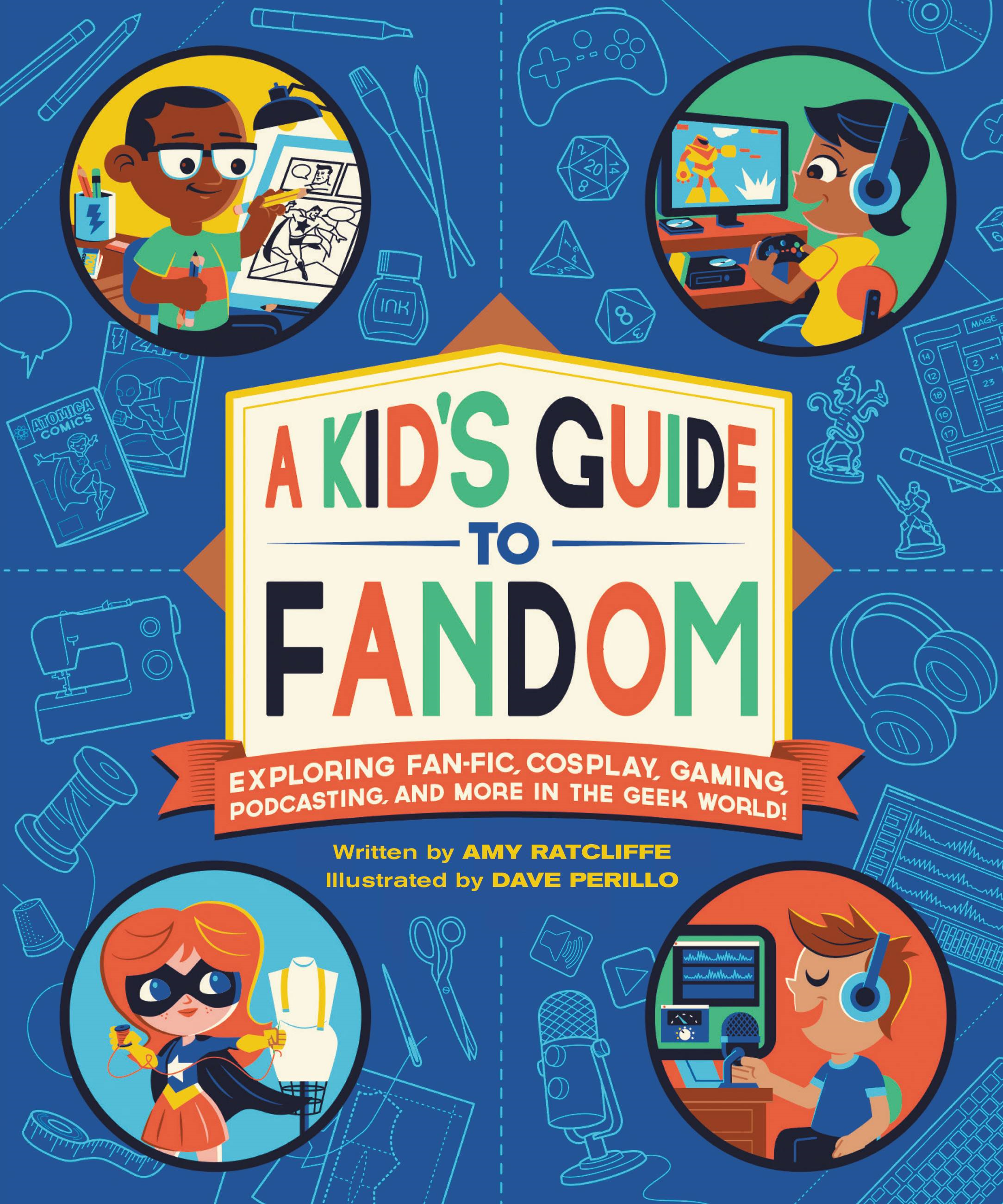 A Kid's Guide to Fandom