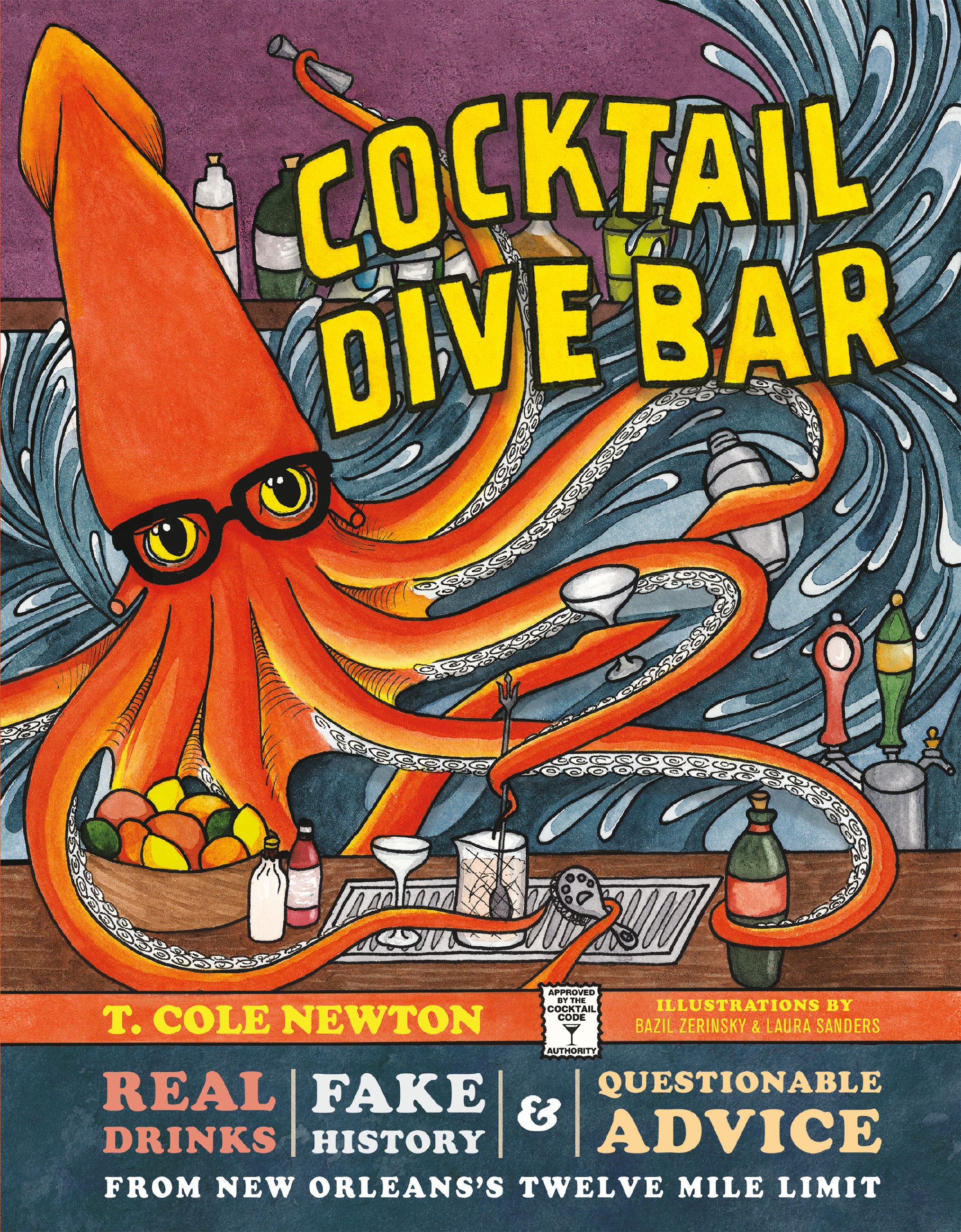 Cocktail Dive Bar
