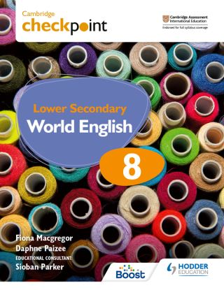 Cambridge Checkpoint Lower Secondary World English Student's Book 8