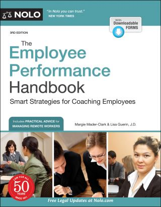 Employee Performance Handbook, The