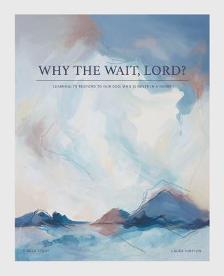 Why the Wait, Lord?