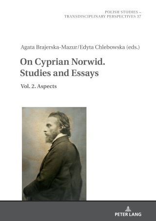 On Cyprian Norwid. Studies and Essays