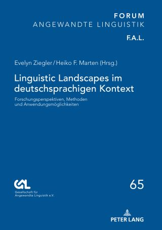 Linguistic Landscapes im deutschsprachigen Kontext