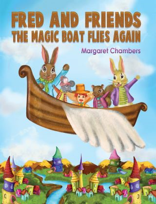 Fred and Friends – The Magic Boat Flies Again