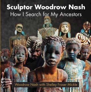 Sculptor Woodrow Nash