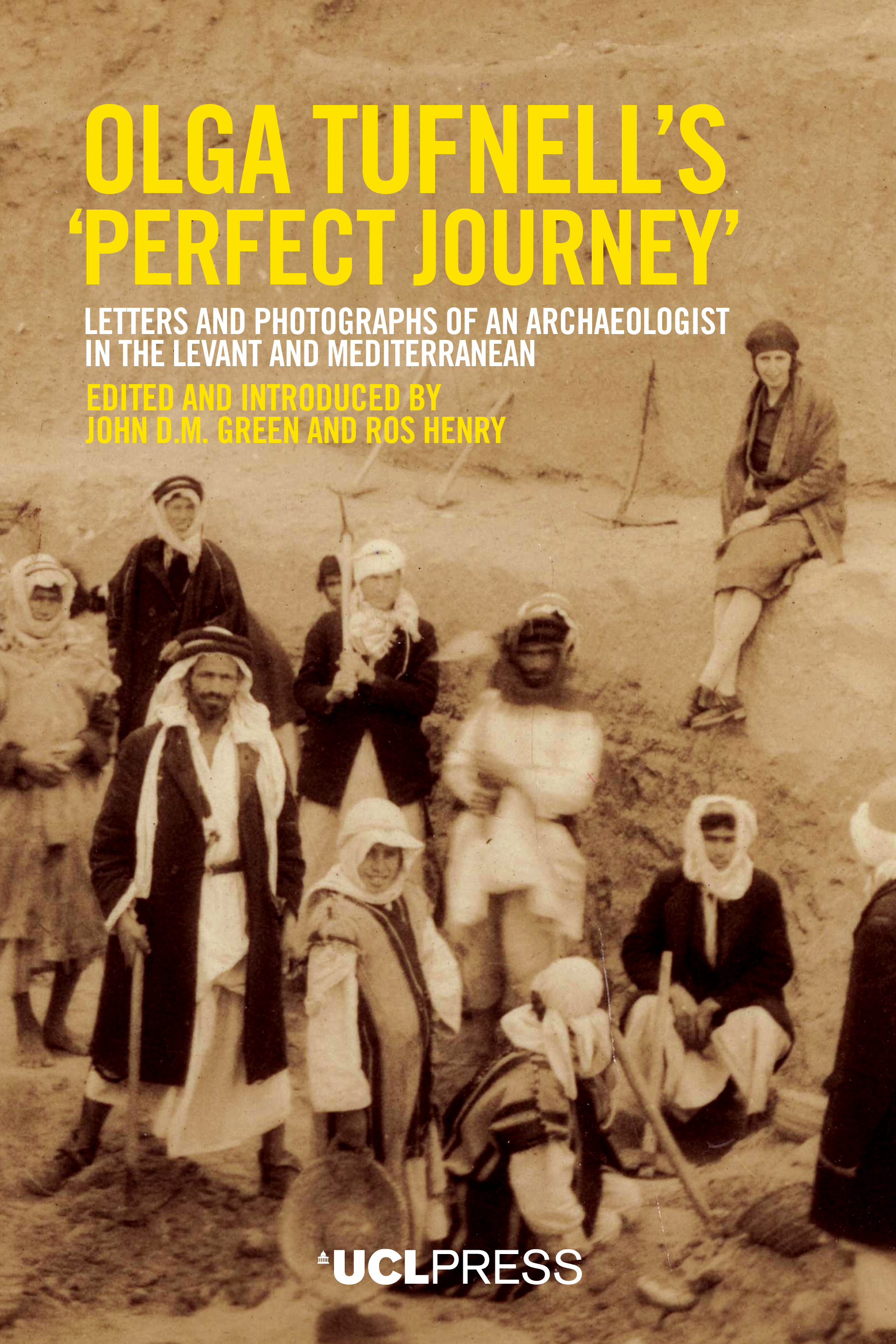 Olga Tufnells 'Perfect Journey'