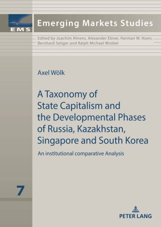 A taxonomy of state capitalism