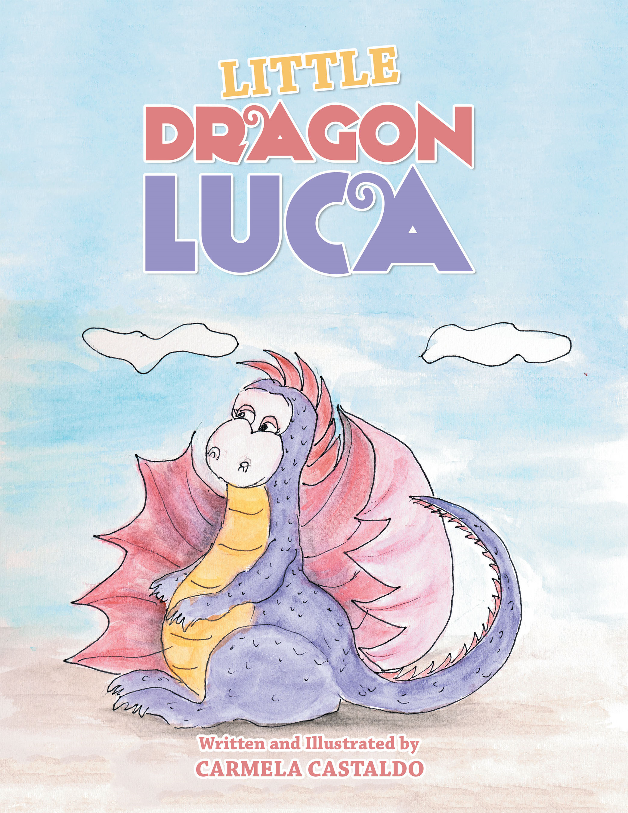 Little Dragon Luca