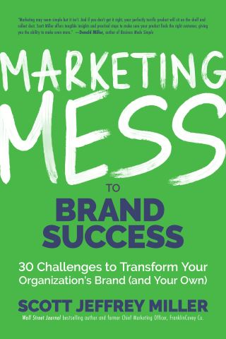 Marketing Mess to Brand Success