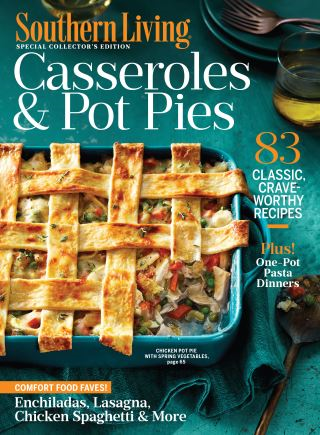 Southern Living Casseroles & Pot Pies